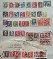 DANIMARCA - DANMARK - Lotto 42 Usati Dal 1927 - 1913-47 (Christian X)
