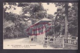 Q1840 - LE VESINET L'Asile National  L'entrée De La Vacherie - Yvelines - Le Vésinet