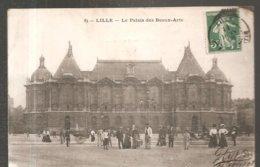 CPA Lille (59) Le Palais Des Beaux-Arts - Lille