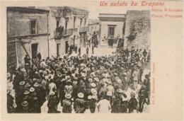 10824 Trapani - Monte S.Giuliano - Piazza Principale - Trapani
