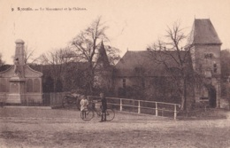 Spontin Le Monument Et Le Château - Namen