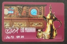 Qatar Telephone Card Old Mubarak - Qatar