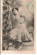 """L80b356 - Jeune Femme """"En Scène Mesdames""""    - Editions Bergeret - Women"""
