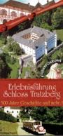 Ancien Dépliant Erlebnisführung Schloss Tratzberg 500 Jahre Geschichte Und Mehr... ! - Dépliants Touristiques