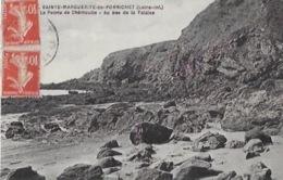 CPA De SAINTE MARGUERITE De PORNICHET - La Pointe De Chémoulin - Pornichet
