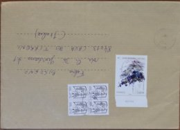 Frace - Joan Mitchell 1.65 - Used Stamps Cover 2014 - Modern