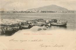10750 Trapani - Panorama Col Monte S. Giuliano - Trapani