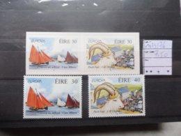 Europa Voilier 1073/76 Irelande / Eire - 1998
