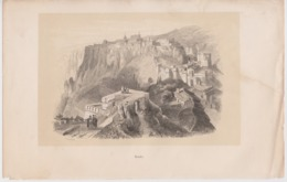 Ronda, Gravure. Espagne. - Prints & Engravings