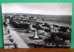 CIVITAVECCHIA Viale Garibaldi  CARTOLINA  Viaggiata - Civitavecchia