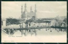 India Hyderabad Char Minar UNGLUED Cartolina KB8639 - Indien