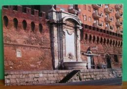 CIVITAVECCHIA Fontana Vanvitelli  CARTOLINA Non Viaggiata - Civitavecchia