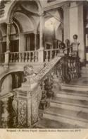 10761 Trapani - R. Museo Pepoli - Grande Scallone Marmoreo (sec.XVII) - Trapani