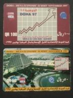 Qatar Telephone Card Old 2. - Qatar