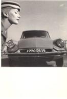 CP Voiture 3229 DS 19 1956 'Deux Déesses' - PKW