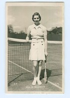 T6528/ Kay Stammers Tennisspielerin Wimbledon-Siegerin Foto AK Ca.1938 - Jeux Olympiques