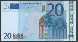 M PORTUGAL 20 EURO  U004 C3 - DUISENBERG  UNC - EURO
