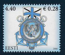 Estland 2006.Flag Of The Navies Of Estonia. MNH. Pf. - Estland