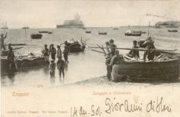 10812 Trapani - Spiaggia E Colombaia - Trapani