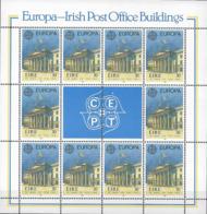 1990 Irland    Mi. 716-7**MNH Europa  Postalische Einrichtungen - 1990