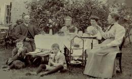RPPC FAMILY TEA - Inglaterra
