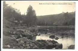 Bords De Creuse - église De Céaulmont 1907 (Indre) - VENTE DIRECTE X - Frankreich