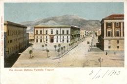 10775 Trapani - Via Giovan Battista Fardella - Trapani