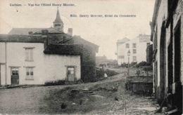 Corbion Vue Sur L'hôtel Henry Mercier Hôtel Du Commerce - Bouillon