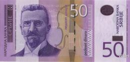 Serbie 50 Dinara (P48) 2011 -UNC- - Serbien