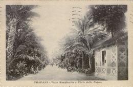 10887 Trapani - Villa Margherita - Viale Delle Palme - Trapani