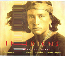 CD N°2151 - INDIENS - SACRED SPIRIT - COMPILATION 11 TITRES - Wereldmuziek