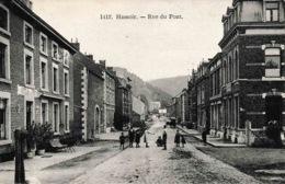 Hamoir Rue Du Pont Hôtel De La Poste Enfants - Hamoir