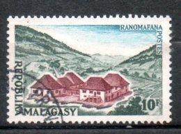 MADAGASCAR  Ranonmafana 1962 N°365 - Madagaskar (1960-...)