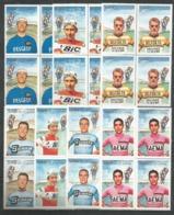 4x AJMAN - MNH - Sport - Cycling - Cycling