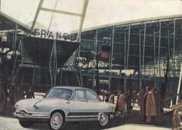 Expo De Bruxelles En 58 : Voiture La Dyna De  Chez Panhard  ///  REF  OCT. 19 //   N° 9943 - Universal Exhibitions