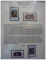 Emissioni Congiunte VATICANO 2008, Christmas 2v, Joint Issue Germany  2 Serie Cpl. 4v. Nuovi** - Gemeinschaftsausgaben