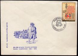 Yugoslavia Dubrovnik 1975 / 85th Anniversary Of Philatelic Club Dubrovnik - Philately & Coins