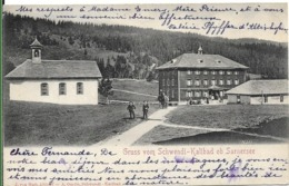 GRUSS VOM SCHWENDI KALTBAD OB SARNERSEE - VS Wallis