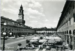 VIGEVANO  PAVIA  Piazza Ducale  Bar Tavolini Ombrelloni  Portabici Ferramenta  Auto - Pavia