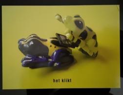 Het Klikt Carte Postale - Werbepostkarten