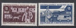 OOSTENRIJK - Michel - 1974 - Nr 1466/67 - MNH** - 1945-.... 2ème République
