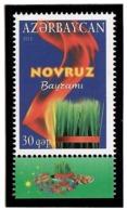 Azerbaijan 2011 .Novruz Holiday 2011. 1v: 30.     Michel # 837 - Azerbaiján