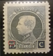 Belgium OBP 213-V1 MNH** - Varietà E Curiosità