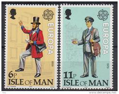 EILAND MAN - Michel - 1979 - Nr 142/43 - MNH** - Man (Insel)