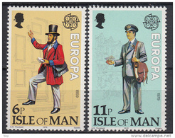 EILAND MAN - Michel - 1979 - Nr 142/43 - MNH** - Man (Ile De)