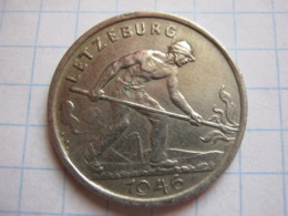 1 Franc 1946 - Luxemburgo
