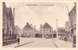 Oostnieuwkerke, De Gemeenteplaats (pk61675) - Staden