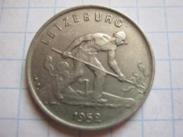 1 Franc 1952 - Luxemburgo