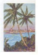 TANSANIA - DARESSALAM, Deutsche Kolonie, Kolonialkriegerdank - Tansania