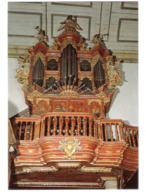 Portugal - Faro - Cathedral - Orgel - Organ - Orgue - Church - Kirchen U. Kathedralen